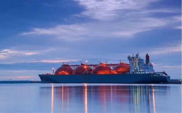 LNG船防熱工事